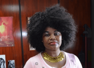 Nigerian lady emerges presidential candidate in Spain