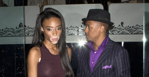 Nick Cannon spotted with rumoured girlfriend, Winnie Harlow (Photos)