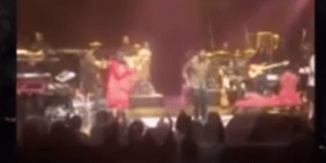 """Patti LaBelle sends stripping fan packing, """"I am not Nicki Minaj or that little Miley (Cyrus)"""" –  (Photos + Video)"""