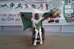 Nigerian Power Lifter Sets New World Record in Congo (Photo)