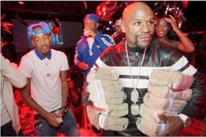 Floyd Mayweather reveals his working on his own video game