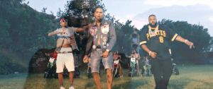 Dj Khaled ft. Chris Brown, Fetty Wap & August Alsina – Gold Slugs (Official Music Video)