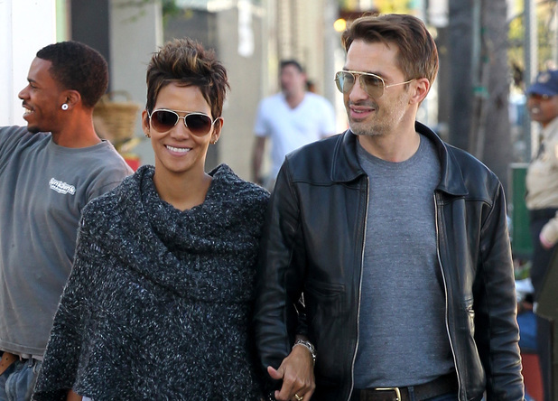halle-berry and olivier matinez