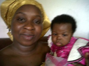 The FESTAC Town Bank Robbery in Lagos, Sees Mum and 14 month old daughter killed by stray bullets