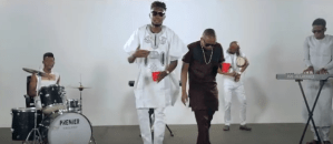 Karma ft. Olamide – Islander (Official Music Video)