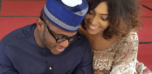 , Lilian Esoro and Ubi Franklin all loved up (Photo), Effiezy - Top Nigerian News & Entertainment Website