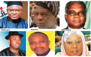 Odimegwu, Oyinlola, others make Buhari's second ministerial list