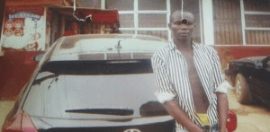 I Came To Lagos To Steal Cars And Become Rich – Robbery Suspect Confesses (Photo)