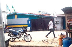 Female sergeant sells baby brought to police station in Lagos