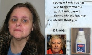 UK woman who poisoned husband is caught by spelling mistake (Photos)