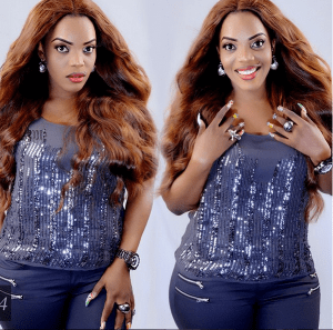"""I feel annoyed when younger men want to date me"" — Actress, Empress Njamah"
