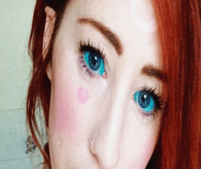 Eyeball tattooing is the new trend, despite health warnings it could cause blindness (Photos)