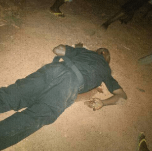 Six people killed in Edo robbery attack