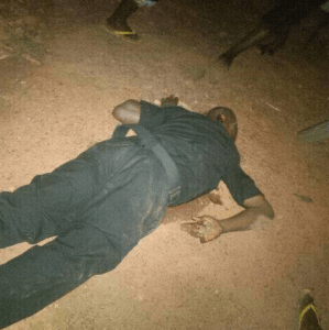 , Many reportedly killed in Edo state bank robbery (Warning: Graphic Photos), Effiezy - Top Nigerian News & Entertainment Website