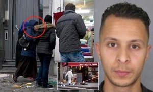 Paris suicide bomber's mother blames her terrorist son's actions on stress (Photos)
