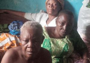 I've been stripped naked – Mother of twins killed by drunken cop
