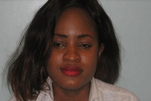 Nigerian woman jailed for injuring her lover's private part with a hot iron and a broken bottle during sex (Photo)