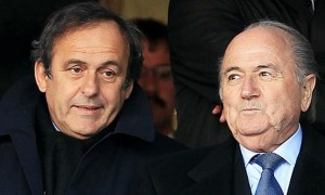 Sepp Blatter and Michel Platini banned for eight years by FIFA