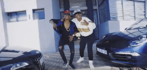 Emtee ft. Wizkid and AKA – Roll Up (ReUp) [Official Music Video]
