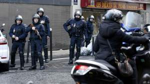 Terrorist Attack: Knife-wielding man shot dead outside Paris police station