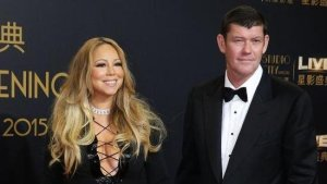 Mariah Carey and billionaire boyfriend, James Packer are engaged (Photos)