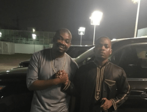 Olamide and Don Jazzy make up, release joint statement and photo together