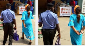 , Police Officers banned from carrying bags and holding umbrellas for VIPs, Effiezy - Top Nigerian News & Entertainment Website