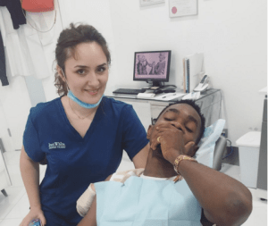 Patoranking goes for health check-up (Photo)