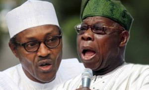 Presidency reacts to Obasanjo's assessment of Buhari's government