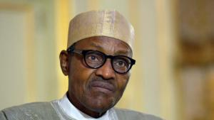 I see Nigeria's treasury looters riding around in Rolls Royce – Buhari