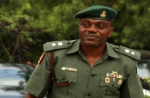Jonathan's ex-ADC, Col. Adegbe allegedly gave PDP N10bn