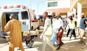 Nigerian teen suicide bomber gets cold feet, refuses to kill
