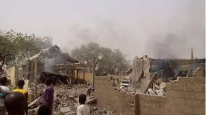Bombs recovered from Boko Haram caused explosion at Police headquarters in Yola – Police