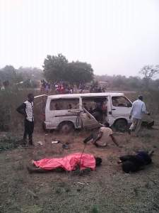 6 PolyIbadan students, staff die in terrible motor accident (Graphic Photos)
