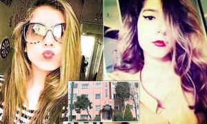 20-year-old model jumps to her death to escape being raped (Photos)