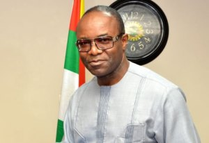 Minister of State for Petroleum Resources, Ibe Kacikwu