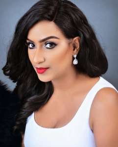 , Juliet Ibrahim And Iceberg Slim Kiss On Live TV (Video, Photo), Effiezy - Top Nigerian News & Entertainment Website