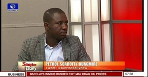 NNPC is behind Nigeria's fuel scarcity – NUPENG chairman reveals