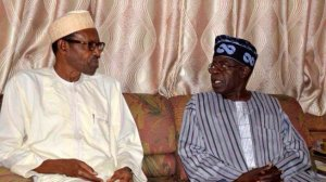 , Relationship frosty between Buhari and Tinubu camps, Effiezy - Top Nigerian News & Entertainment Website