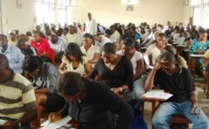 Man arrested while writing examination for lover in DELSU