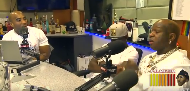 Birdman storms out Breakfast Club Interview
