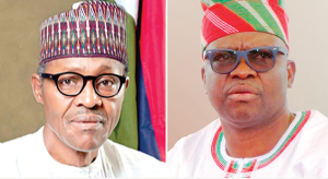 Buhari is the father of corruption – Fayose