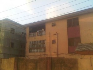 House where twin brothers reside before the incident