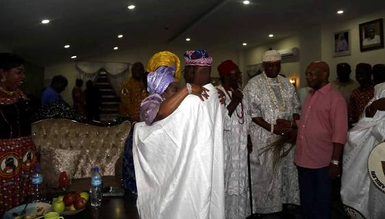 Olusegun Obasanjo and Patience Jonathan4