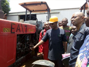 Tractor service in Anambra state