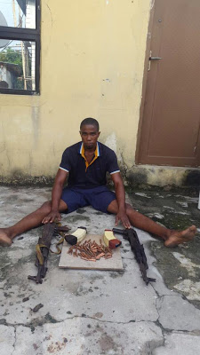 kidnapping suspects in Rivers state1