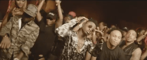 Lil Kesh ft. YCee – Cause Trouble (Official Music Video)