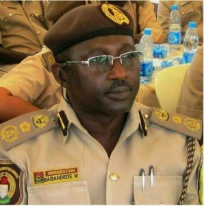 New Immigration boss orders arrest of ex-ministers, senators, others over diplomatic passport