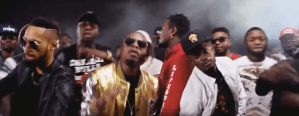 Olamide ft. Wande Coal & Phyno – Who U Epp (Official Music Video)