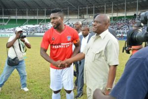 Wike and Yobo